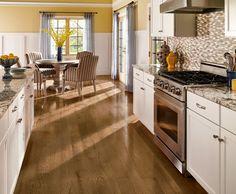 Prime Harvest Oak Flooring - Warm Carmel APK5207