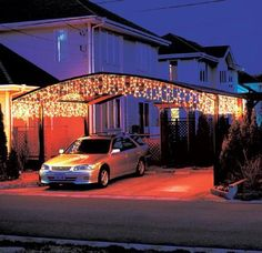 LEDwholesalers 16.4 Feet 150 LED Icicle Christmas Holiday Lights, Warm White, 2064ww by LEDWholesalers. $30.00. String spacing 18.4cm spacing. Bulb's spacing:10cm. Cable length 6 Meters. 128 Long,. Set of LED Icicle Christmas, Chanukah and Holiday lights for home and store fronts. 128 Long, Bulb's spacing:10cm, String spacing 18.4cm spacing , Cable length 6 Meters. Sequence: 2-2-4-4-6-6-4-4 These are 90 percent more efficient than incandescent light sets. High quality,...