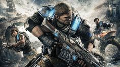 Gears of War 4 Multiplayer Beta: Team Deathmatch Mode on 'Dam' 1080p/60fps See a full round of Team Deathmatch mode on Gears of War 4's 'Dam' map. April 14 2016 at 02:00PM  https://www.youtube.com/user/ScottDogGaming