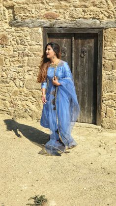 KaurB Kaur B, Indian Fashion Trends, Girls Dp Stylish, Punjabi Suits, Salwar Kameez, Desi, Outfits, Dresses, Vestidos