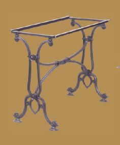 Classic double cast iron table base ART NOUVEAU : 4090 INVICTA Cast Iron Table Base, Marble Tables, Art Nouveau, It Cast, Classic, Design, Home Decor, Marble End Tables, Derby