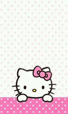 Image via We Heart It https://weheartit.com/entry/145180321/via/16749372 #cute #girly #hellokitty #pink #wallpaper