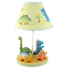 Dinosaurs Ceiling Shade For Kids Who Are Crazy For