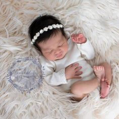 Check out this item in my Etsy shop https://www.etsy.com/listing/466061825/newborn-onesie-and-elastic-headband