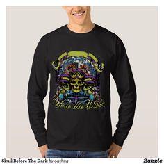 Skull Before The Dark T-Shirt