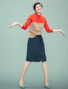 Liu Wen my favorite asian model!