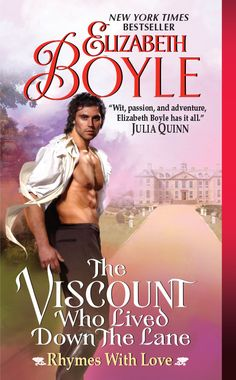 Available October 28th, The Viscount Who Lived Down the Lane continues the Rhymes of Love series.