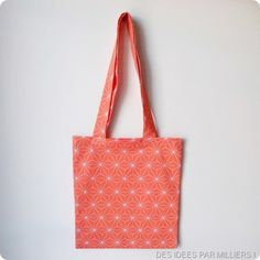 Creation Couture, Couture Sewing, Diy And Crafts, Reusable Tote Bags, Crochet, Creative, Jessica Biel, Bijoux Diy, Tutu
