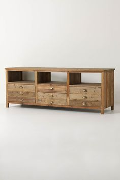 Amazing console. When I'm rich, this is going in my rustic country mansion.
