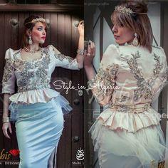 #Karakou #Karakou_Algérien by la styliste Algérienne Rubis Fashion Designer