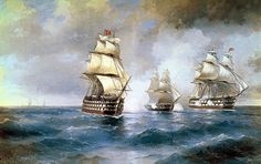 Startonight Canvas Wall Art Aivazovsky Brig Mercury Attacked By Two Turkish Ships 1894 Reproduction Famous Painters Dual View Surprise Wall Art 315 X 472 Inch Original Art Painting Canvas Wall Art, Canvas Prints, Art Prints, Mercury, Decoration Photo, Decoration Pictures, Ship Paintings, Seascape Paintings, Most Famous Paintings