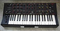 Museum of Soviet Synthesizers: Altaiir 231 monophonic synth