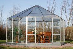 Växthus lusthus och glashus. Köp växhuset hos glashusen