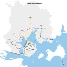 xiamen metro maps - Cerca con Google