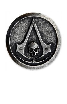 Assassin's Creed Black Flag Pin