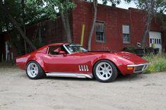Michelle - 1972 Corvette