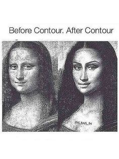 There's nothing funnier than makeup quotes and memes we all can relate to. These funny makeup quotes just say everything we go through about makeup! Makeup Quotes Funny, Makeup Humor, Too Faced, Make Mary Kay, Makeup Tips, Beauty Makeup, Beauty Uk, Contour Makeup, Makeup Ideas