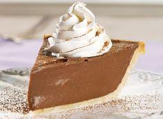 HERSHEY'S | Classic Chocolate Cream Pie