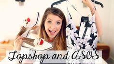 Topshop & ASOS Clothing Haul | Zoella