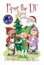 Piper the Elf Trains Santa | Online Kid's Book