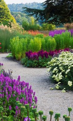 Glorious Enjoy Life With Your Own Flower Garden Beautiful Easy Ideas. Enjoy Life With Your Own Flower Garden Beautiful Easy Ideas. Plants, Garden Paths, Landscape Design, Gorgeous Gardens, Beautiful Flowers, Outdoor Gardens, Dream Garden, Landscape, Beautiful Gardens