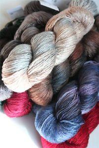 Silk Yarn Buying Guide