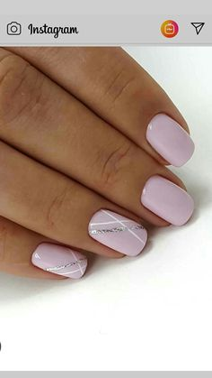 natural summer pink nails design for short square nails page 4 . - natural summer pink nails design for short square nails page 4 … – # n - Pink Nail Designs, Fall Nail Designs, Nail Design For Short Nails, Nails Design Autumn, Shellac Nail Designs, Square Nail Designs, Short Nail Designs, Cute Nails, Pretty Nails