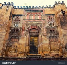 stock-photo-the-mosque-cathedral-in-cordoba-spain-exterior-wall-with-great-door-famous-landmark-in-andalusia-284324156.jpg (1500×1444)