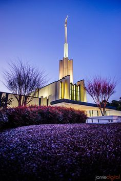 Atlanta Georgia #LDS Temple (dedicated June 1983)