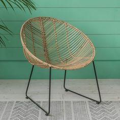 Soren Rattan Chair - Chairs & Armchairs - Chairs - Furniture