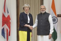UK-India Tech Summit: Trade talks eclipsed by visa issues for IT workers     Modi called on the UK to relax travel restrictions for Indian businessmen and students.