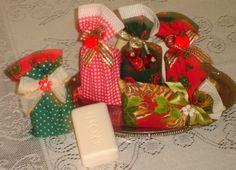 sabonetes natalinos