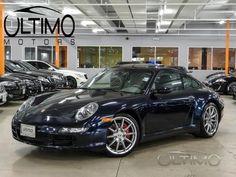 2006 Porsche 911, 23,703 miles, $52,800.