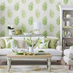 Wallpaper & Pillows