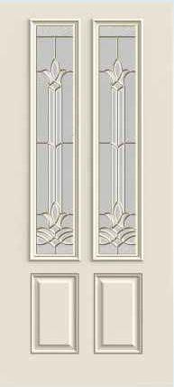 Jeld Wen 949 Steel Glass Panel Exterior Door From Waybuild Doors Pinterest Products Doors