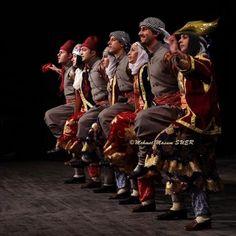 Kurdish Folk Dance Group.
