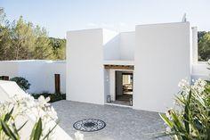 Blakstad villa on Ibiza #ibizahomes #ibizainteriors #blakstad