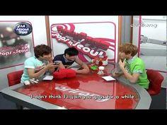 U-kiss soohyun dongho & kiseop  got prank called! AWWW Soohyun is so adorable XD and gullible lols!