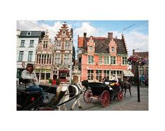 Puzzle D-Toys Gente en Bélgica de 1000 Piezas