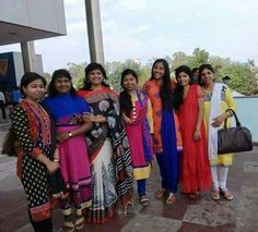 Sisters from India.