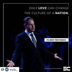 #anewseason Only LOVE can change the culture of a NATION.