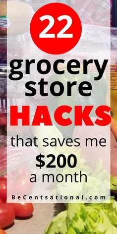 Ive been at this grocery budget thing for a few years now. Ive learned a few money saving hacks along the way. I share with you money tips on how to reduce a grocery budget and how to save money! Heres my tested methods that have worked for me for years! Best Money Saving Tips, Money Saving Meals, Save Money On Groceries, Ways To Save Money, Money Tips, Money Budget, Living On A Budget, Frugal Living Tips, Frugal Tips