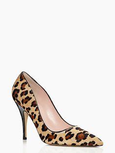 licorice heels - kate spade new york