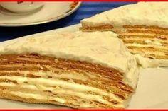 "Tort ""Mille Feuille"" de casă - un desert veridic franțuzesc în propria bucătărie! - Bucatarul Easy Baking Recipes, Sweets Recipes, Healthy Baking, Baking Soda Uses, Baking Soda Face, Baking Soda Health Benefits, Chocolate No Bake Cookies, Russian Cakes, Kid Desserts"