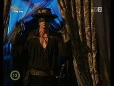 El Zorro: la Espada y la Rosa -The Rose and The Sword * Love Gitano*  Amor Gitano - YouTube