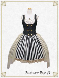 Alice and the Pirates Twin Revolution Jumper skirt