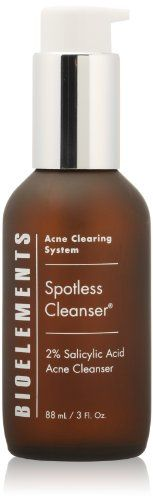 Bioelements Spotless Cleanser 3 Ounce >>> You can get more details by clicking on the image.