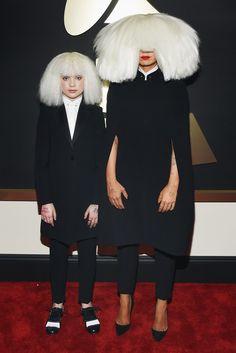♚♤ Concrete Elite ♤♚ Best Hair: Sia and Maddie Ziegler - The Cut