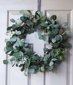This item is unavailable Eucalyptus Wreath / Spring Wreath / Summer. : This item is unavailable Eucalyptus Wreath / Spring Wreath / Summer Wreath / Fall Wreath / Winter Wreath / Farmhouse / Greenery Wreath / Wreath / Housewarming Gift Diy Fall Wreath, Fall Wreaths, Summer Wreath, Christmas Wreaths, Wreaths For Front Door, Door Wreaths, Greenery Wreath, Floral Wreath, Eco Deco