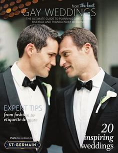 Gay Weddings from The Knot Volume 1 | Edition 1